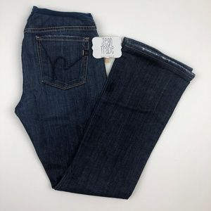 Citizens of Humanity Bootcut Maternity Jeans